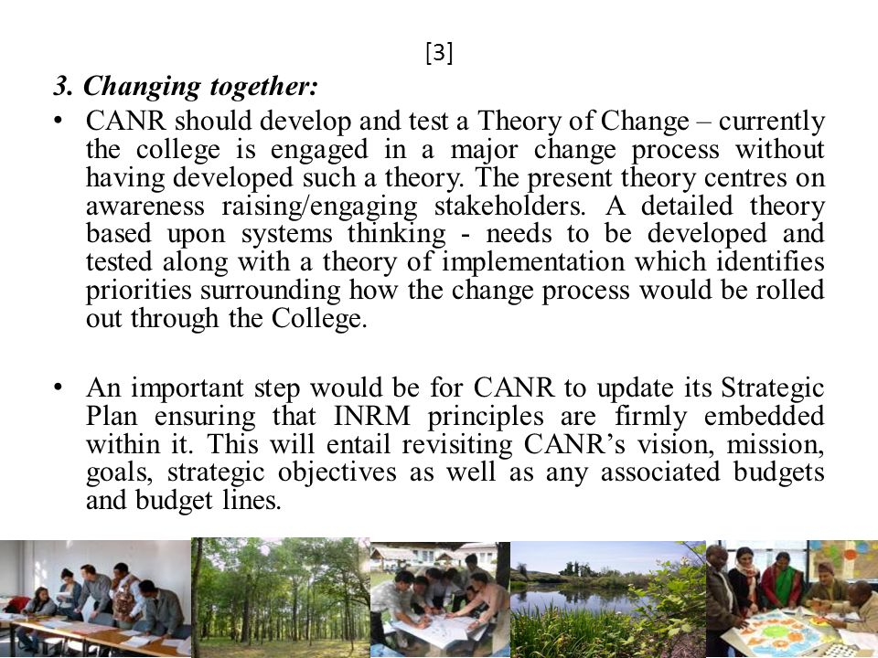 [3] 3. Changing together:
